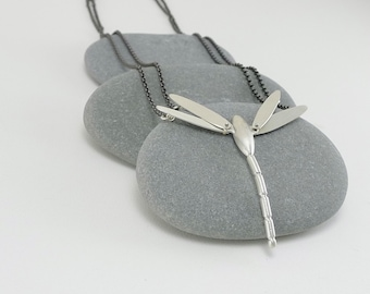 Dragonfly Necklace - N1640