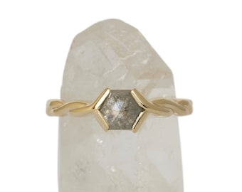 Vines Entwined Ring