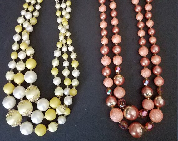 1940s Necklaces