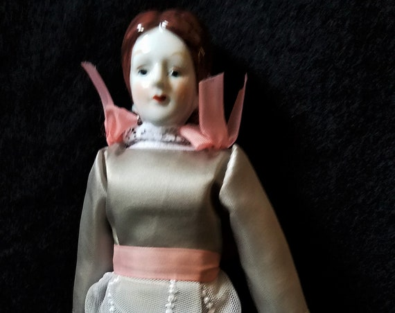 Victorian Replica Doll