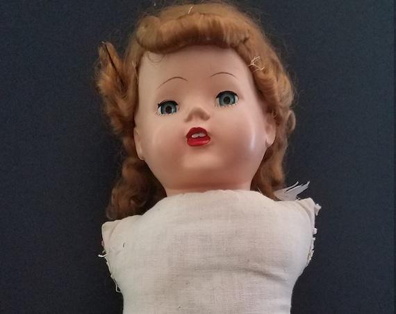 Playthings Doll 1940s