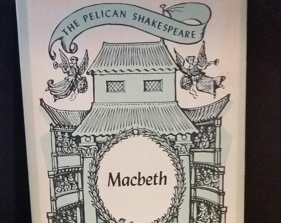 1962 Pelican Shakespeare Macbeth