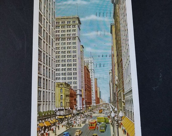 1950 Chicago Postcards