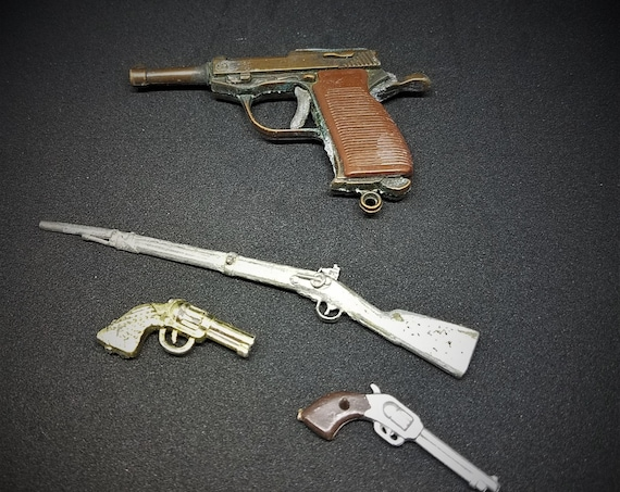 Vintage Miniature Guns