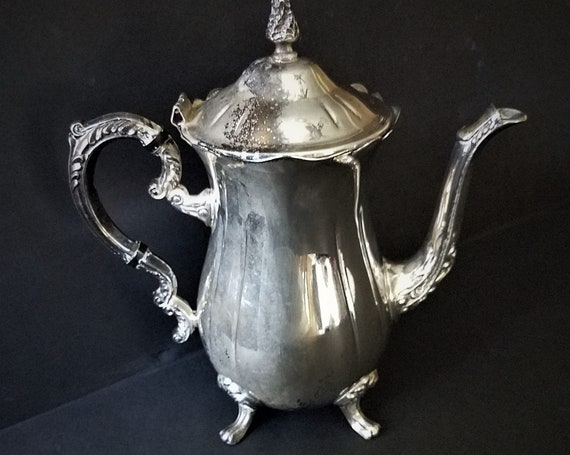 Silver Plated Coffee Urn