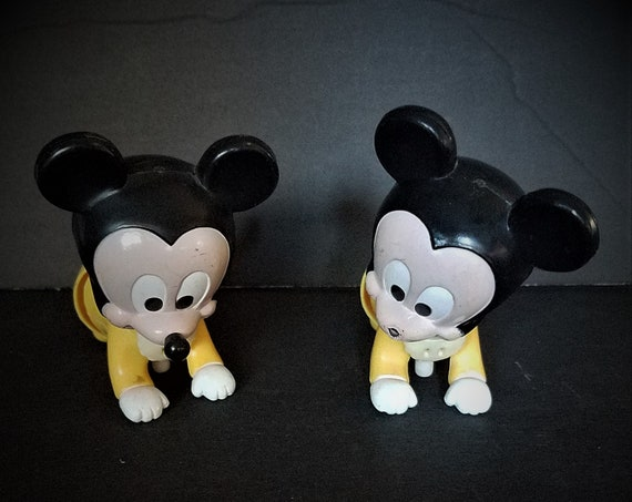 Crawling Mickey Mouse Babies