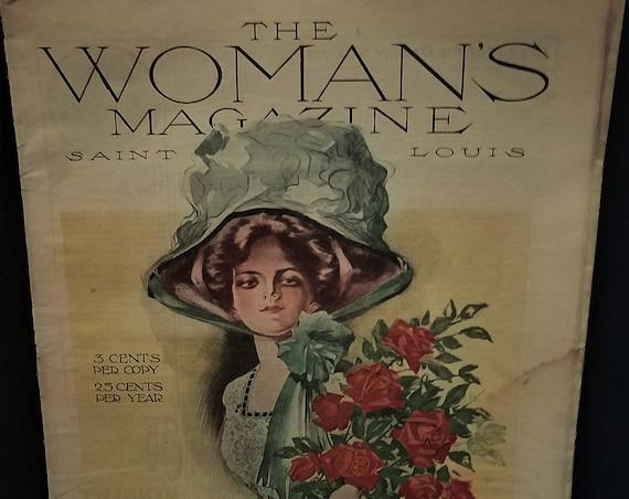 1909 The Woman's Magazine