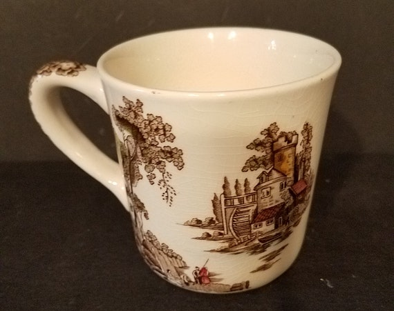 Johnson Bros The Old Mill Mug