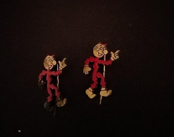 Reddy Kilowatt Pins