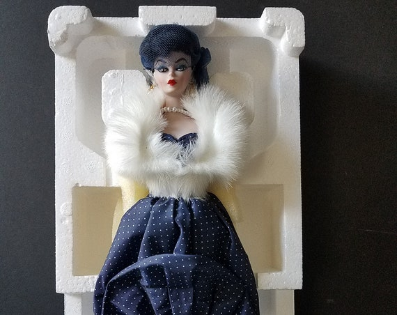 1991 Gay Parisienne Porcelain 1959 Barbie