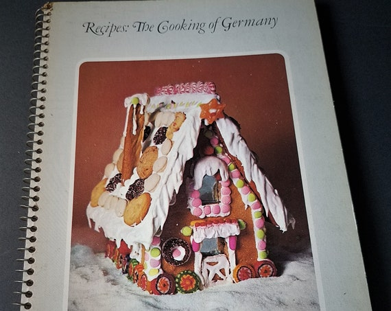 Time Life The Cooking of Germany