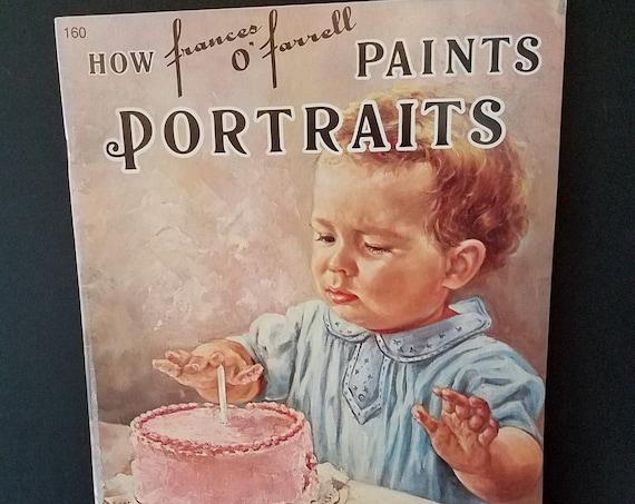Walter Foster Portraits Book