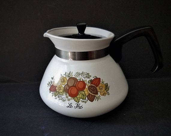 Corning Wear Le The Spice of Life Tea Pot