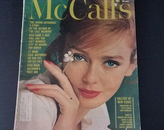 July 1963 McCall's Magazine