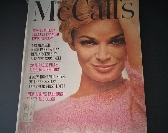 February 1963 McCall's Magazine