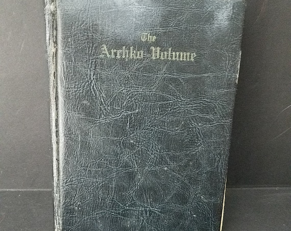 The Archko Volume Writings of the Sanhedrim and Talmuds