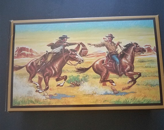 1970s Avon Pony Express Leather After Shave