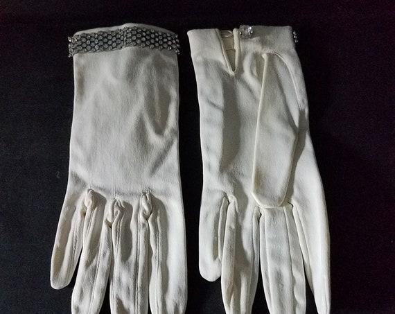 Girls Kay Fuchs Gloves Size Small