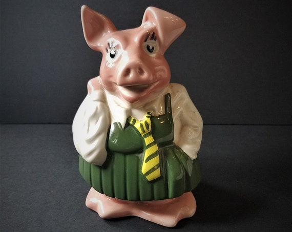 Wade Pottery NatWest Annabelle Piggy Bank