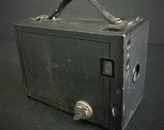 1902 Kodak Brownie 2 Camera