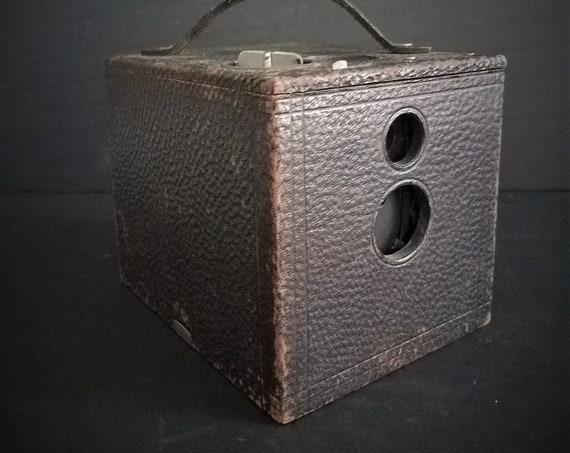 Antique Kodak 2 Bullseye Camera