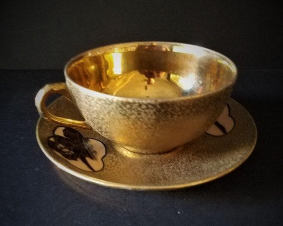 Circa 1930s Shofu Teacup and Saucer