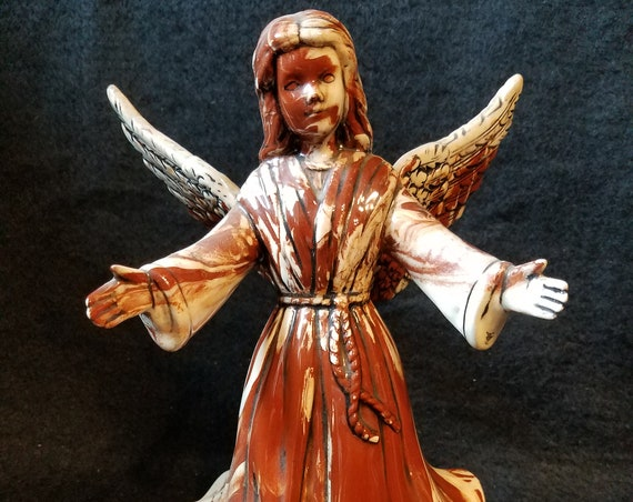 Sitka Clay Ceramic Angel