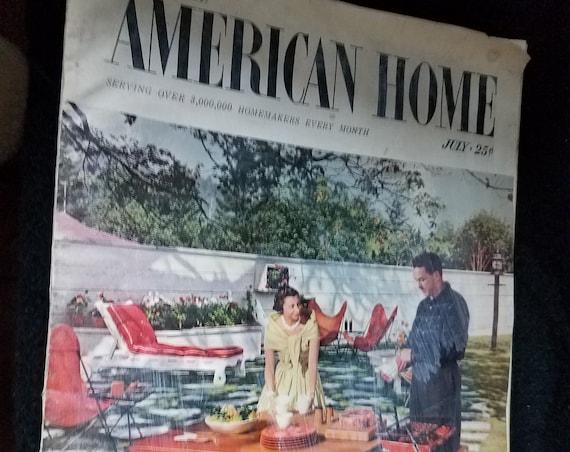 Jul 1955 The American Home Magazines