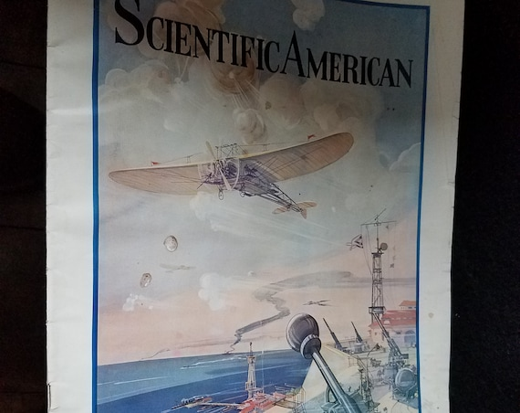 1911 Scientific American Magazine