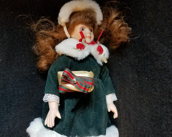 Christmas Collector Doll 1993