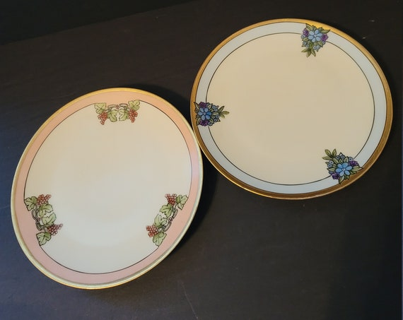 Thomas Bavarian Sevres Salad Plates