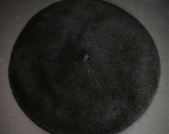 Basque French Wool Beret
