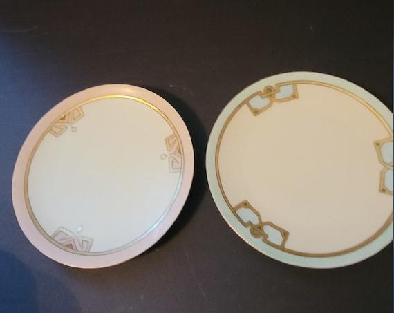 Pair of Thomas Bavarian Salad Plates