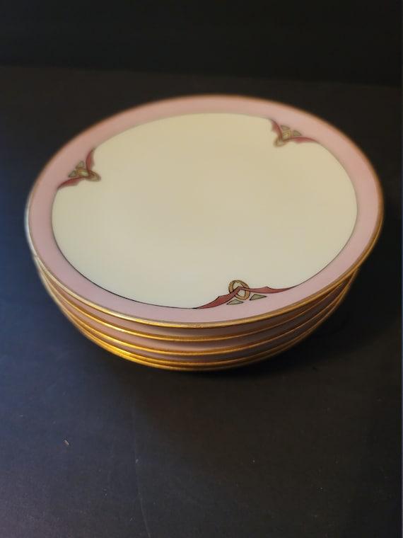 Thomas Set of 5 Bavarian Bread Plates