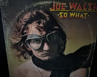 Joe walsh album | Etsy