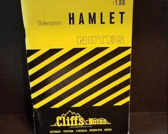 Cliffs Notes Etsy