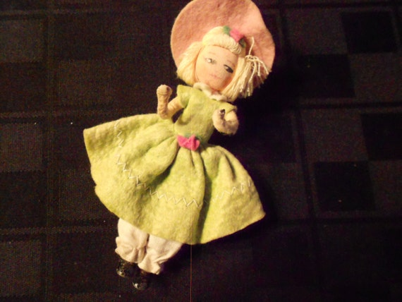 Doll/Baps/Mary Mary Quite Contrary/Wartime Germany