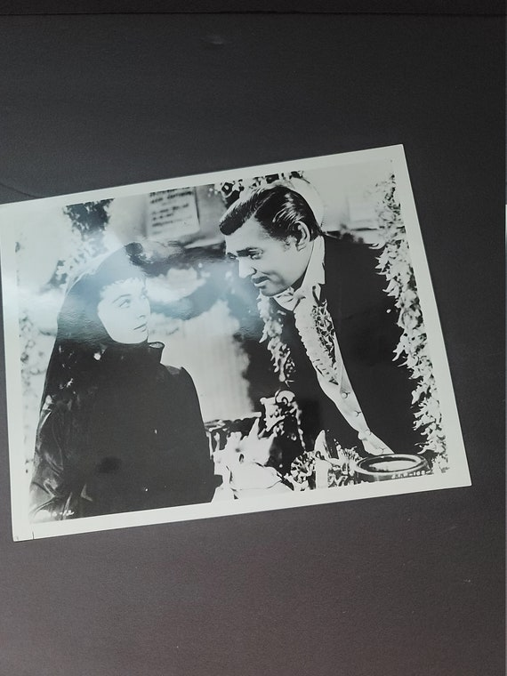 8 x 10 Gone with the Wind Photo