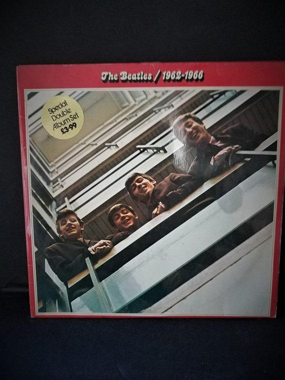 The Beatles 1962 - 1967 Double Album