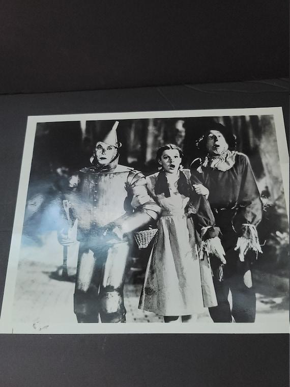 Wizard of Oz Photograph 8 x 10