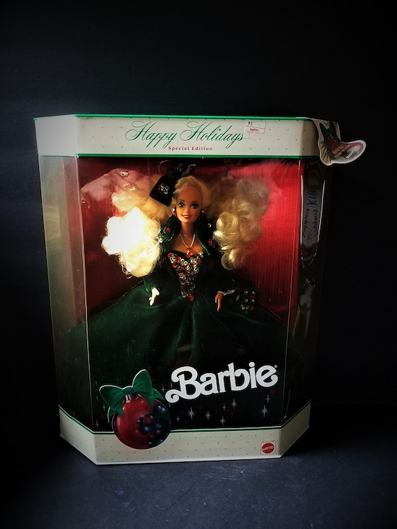 1991 Special Holiday Edition Barbie