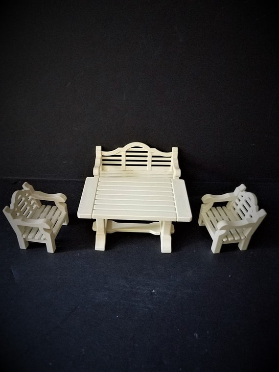Outdoor Doll House Furniture