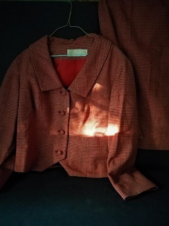 1960s Pendleton Wool Suit