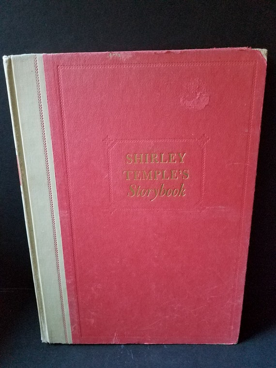 Shirley Temples Storybook 1st Edition 1958