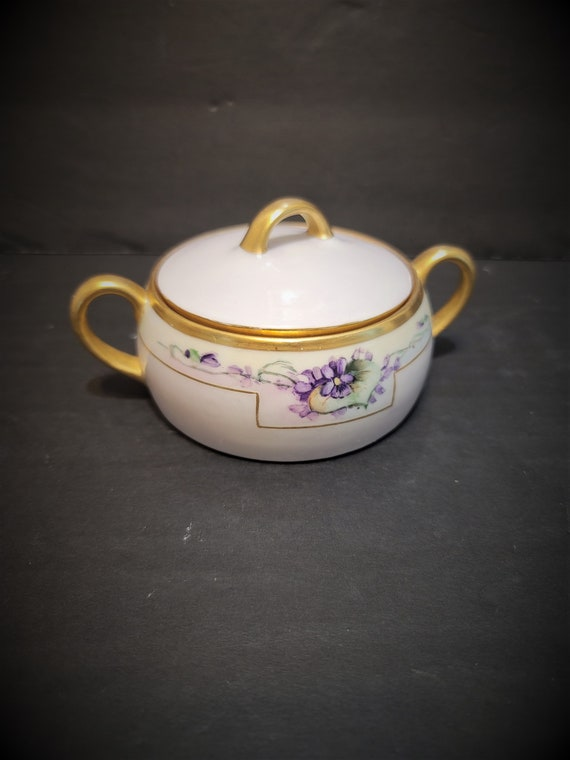 Heinrich & Co Bavarian Sugar Bowl