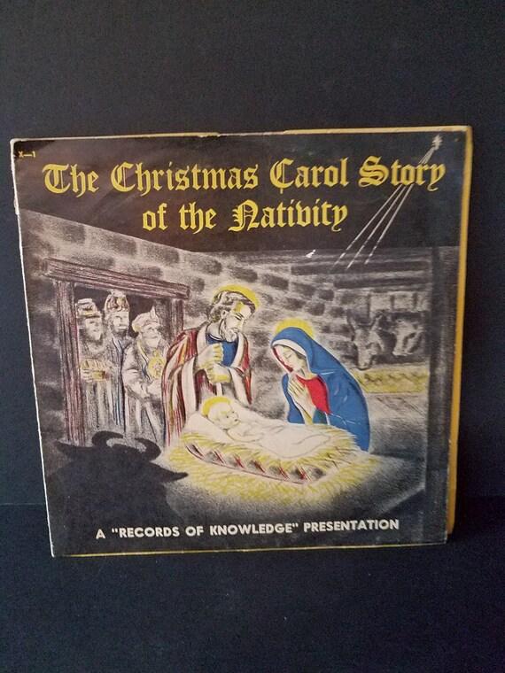 The Christmas Carol Story of the Nativity