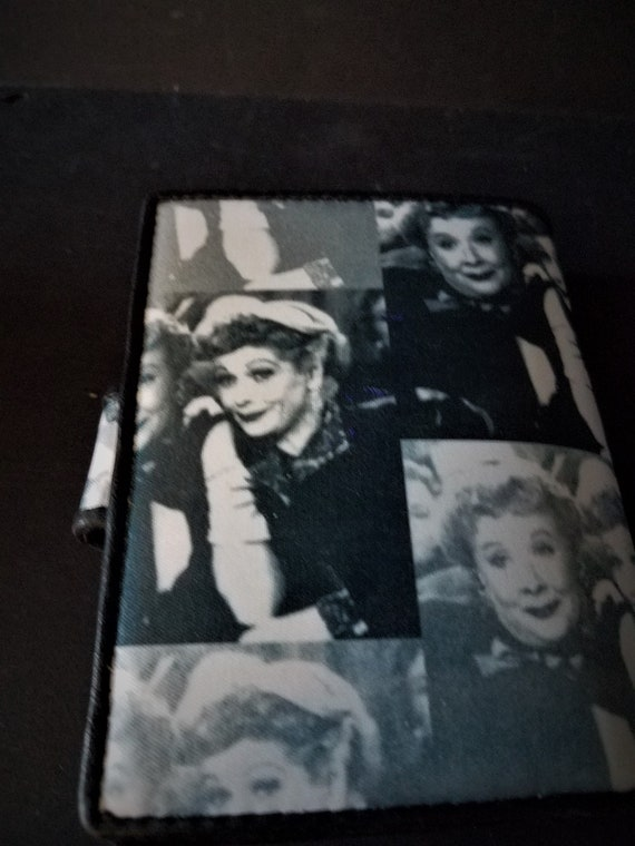 I Love Lucy Wallet and Mints Tin