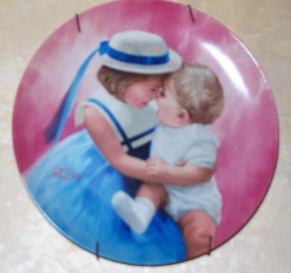 Pemberton Plate Zolan Mothers Angels