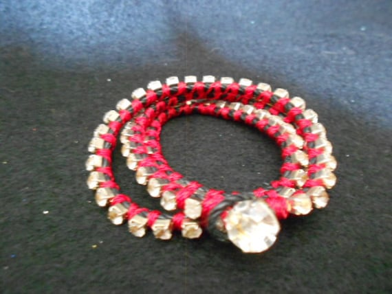 Red Cup Chain Bracelet