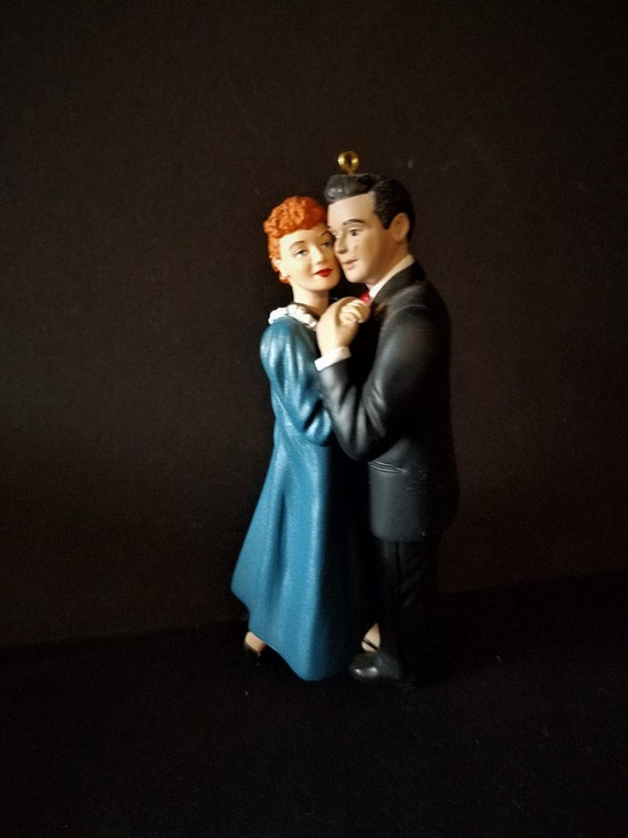 Hallmark Lucy and Desi Ornament